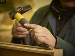 Meuble en chêne : la fabrication
